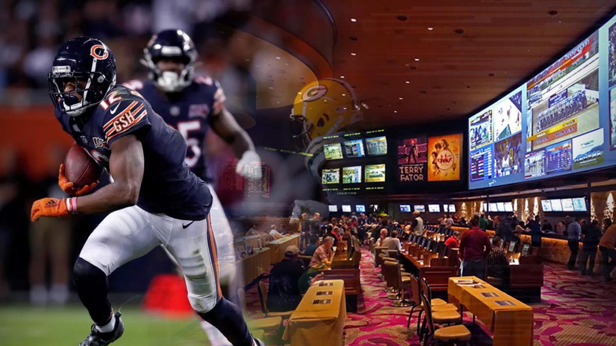 NFL Running Back Image Dicampur Dengan Sportsbook