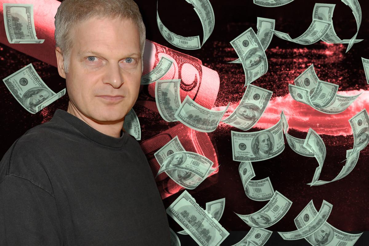 Bagaimana Steve Bing menghabiskan $ 600 juta untuk wanita, perjudian, dan Bill Clinton
