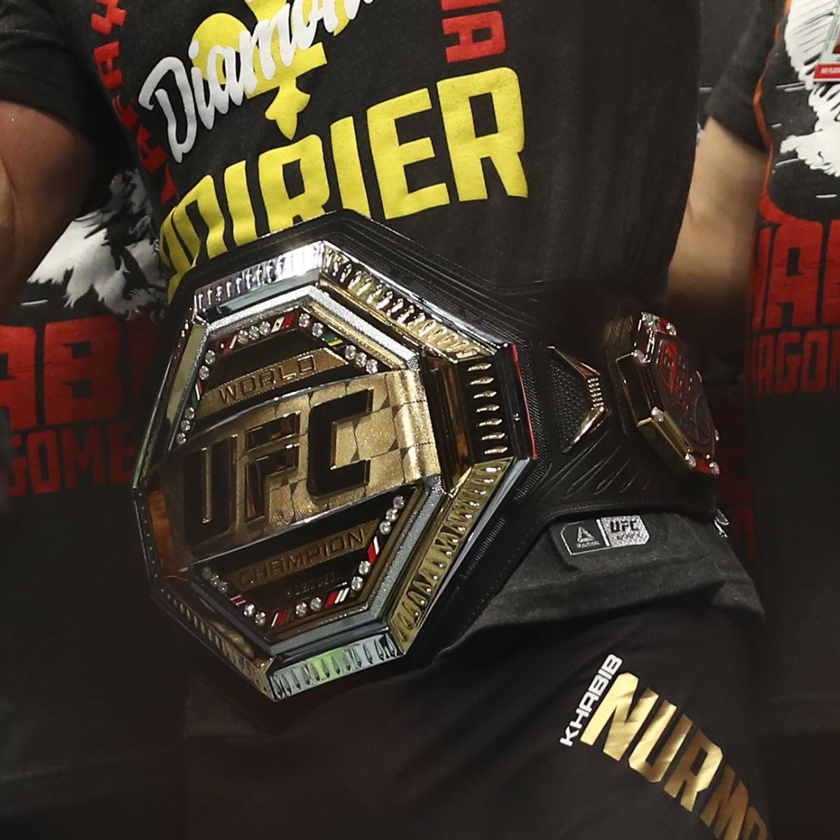UFC 254: Memecah Pilihan Nilai Terbaik untuk Para Penjudi | Laporan Bleacher