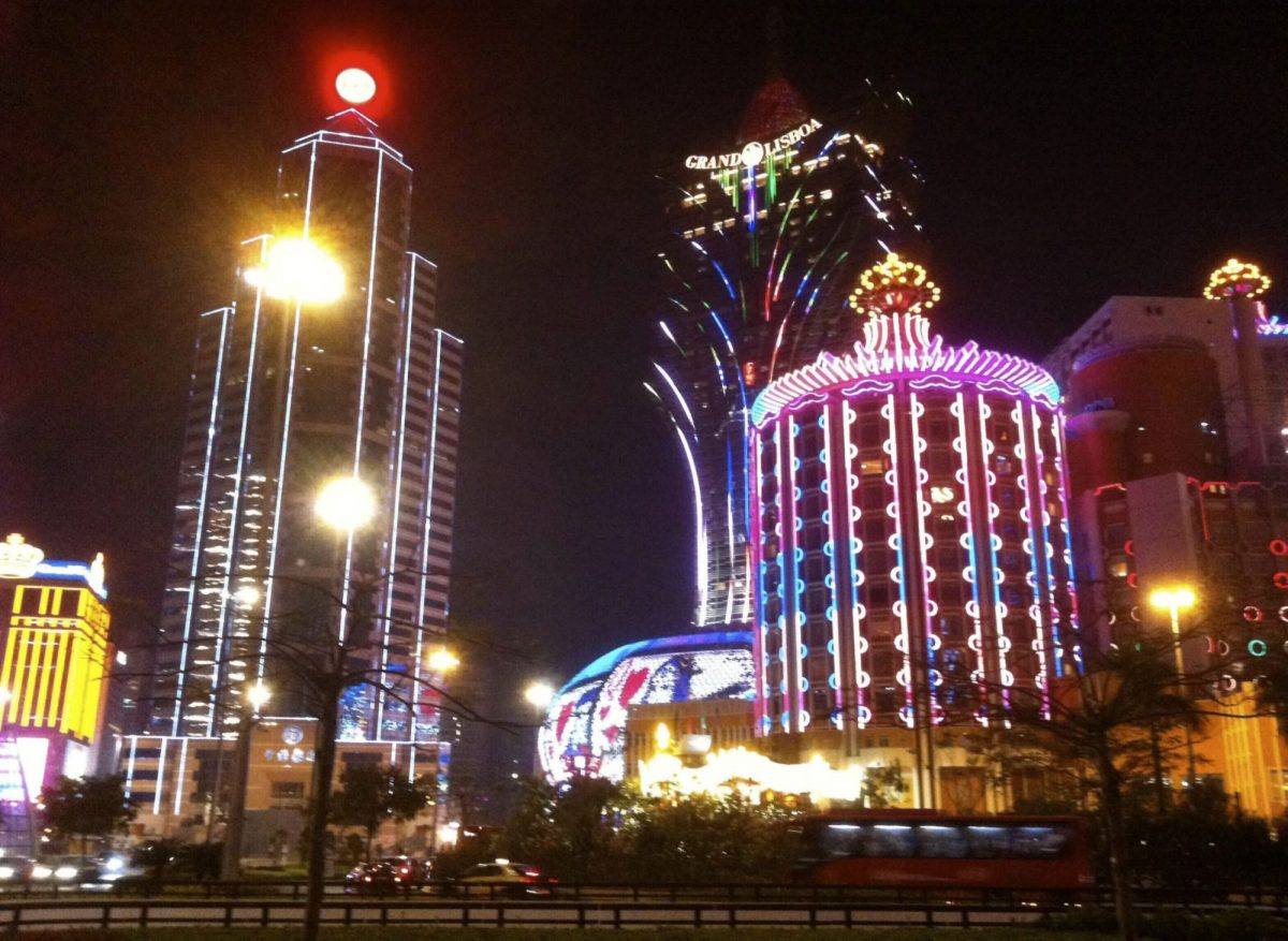 Pendapatan perjudian Macau turun 72,5% pada Oktober